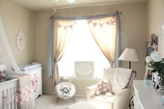 Shabby Chic nursery ideas!