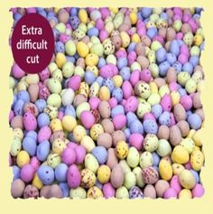 Egg-xtra Difficult Themed Maxi Wooden Jigsaw Puzzle 250 Pieces