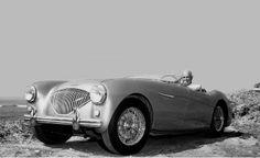 Austin Healey 100/4 M -1954 The first Austin Healy