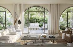 Tuscan design – Mediterranean Home Decor Home Interior Design, Interior Architecture, Interior And Exterior, Interior Decorating, Exterior Paint, Italian Interior Design, Decorating Games, Decorating Blogs, Modern Interior