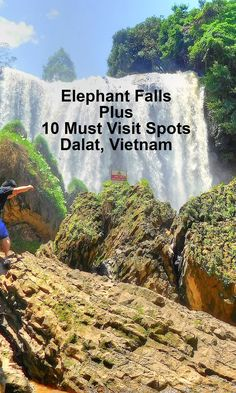 Do the day tour of Dalat and see the wonerful Pongor and Elephant Falls.