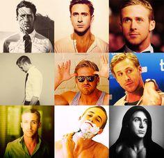 Here we have 9 Ryans
