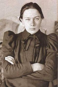 .Nadezhda Krupskaya, Vladimir Lenins wife | Flickr