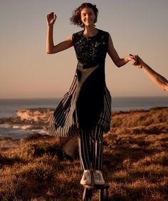 Maggie Jablonski Gets Joyful In Jake Terrey Images For Vogue Australia March 2018 — Anne of Carversville