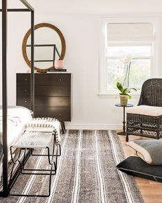 Still thinking about (and admiring) @katherinepowers gorgeous bedroom. And it was our big vote winner last week. Want to see how it turned out? Check it out on the blog! http://wp.me/p7r27P-4wy or @liketoknow.it by @justincoit from @mydomaine http://liketk.it/2ppo0 #liketkit #CopyCatChic
