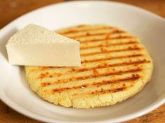 Colombian-style Arepas (Griddled or Grilled Corn Cakes) solo good!
