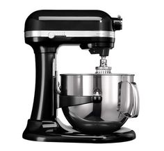 KitchenAid Artisan Mixer Bowl-Lift 6,9L Onyx Zwart
