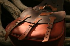cavalry bags