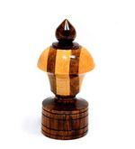 More than 40% off. Buy Zeenat Set of 2 Wood light dark glossy taj brackets by Zeenat online from Pepperfry. ✓Exclusive Offers ✓Free Shipping ✓EMI Available