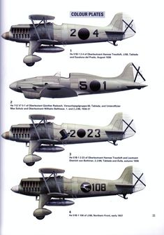 Spain - 1936-39. - GC - Aircraft of the Aces 99 – Aces of the Legion Condor