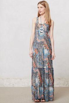 Solene Maxi Dress (Anthro)