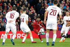 The tie seemed safe at 5-0, as Roma looked totally bereft of confidence and ideas. Jürgen Klopp can hardly be blamed for the substitution, as Salah had run himself into the ground, scoring two goals and creating two more, and he could have risked injury in his 47th game of the season for Liverpool.