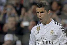 Cristiano es el primer futbolista de la Liga que marca más de 30 goles en cinco años. Foto EFE