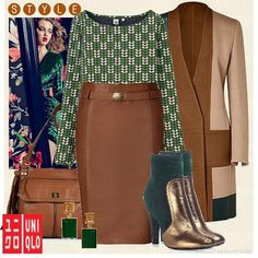 Office Chic | Women's Outfit
