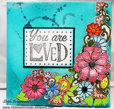 You Are Loved DIY Wall Art | FaveCrafts.com