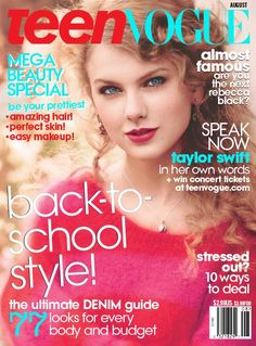 Taylor Swift August 2011