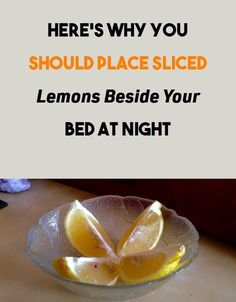 Why You Should Have Some Lemons Beside Your Bed Natural Remedies For Migraines, Natural Sleep Remedies, Natural Health Remedies, Health And Fitness Tips, Health Advice, Health And Wellbeing, Brain Healthy Foods, Fat Burning Detox Drinks, Cooking Recipes