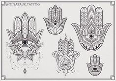 Fresh WTFDotworkTattoo Find Fresh from the Web I have some Hamsa Hand designs…