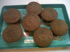 Muffins de Chocolate de Carmencha!