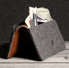 Hard Graft Phone Fold Wallet