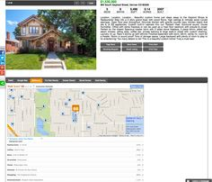 (Search result: Property walkscore.com result) Now you can go from searching, to finding. The stress is over. Introducing the DenverRealEstateFirm.com. No more complicated searches. No more computers guessing how you want to live. Now you can browse properties based on precisely what you want. And then dive into as much information as you need to make smart decisions. We will teach and show you how to search for your home like a pro. Think of it as a find engine, not a search engine.