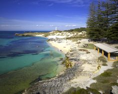 The Basin, one of Rottnest's most popular bays