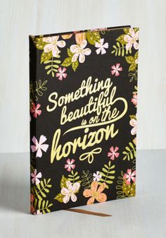 ModCloth Sayings Artistic Liberation Notebook