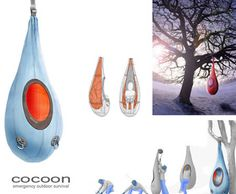 Cocoon Hanging Sleeping Bag
