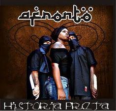 Afronto História Preta (2008) Download - BAIXE RAP NACIONAL | RAP DOWNLOAD