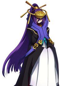 Izanami from BlazBlue: Chrono Phantasma