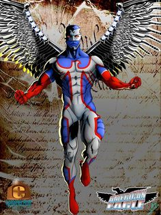 Kinetic from the Cornerstone Creative Studios Comic Character, Character Concept, Concept Art, Character Design, New Superheroes, What Makes America Great, Alternative Comics, Wings Drawing, Black Comics