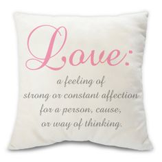 Love humanitarian decorative throw pillow  love home by BuyAPillow, $79.00