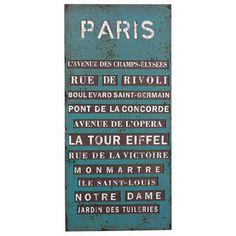 Design Toscano Paris Metro Wall Frieze at ATG Stores Tour Eiffel, Boulevard Saint Germain, Jardin Des Tuileries, Ile Saint Louis, Paris Metro, Tuscan House, Paris Theme, Lowes Home Improvements, Letter Board