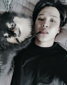 How can he look cute and sexy in a same time #parkjimin#yeontan 🤯🔥🔥