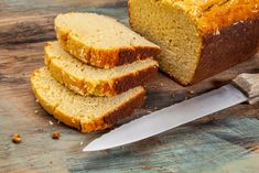 No need to miss out on one of our favorite carbohydrate food (bread) while on keto. In this post, we will show you how to make the perfect low carb bread that is soft, fluffy and Bread Recipe Without Eggs, Coconut Bread Recipe, Easy Keto Bread Recipe, Coconut Flour Bread, Best Keto Bread, Coconut Flour Recipes, Lowest Carb Bread Recipe, Low Carb Bread, Low Carb Keto