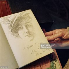 Houghton Hall is photographed for Vanity Fair Magazine on February 3 2013 in Norwich England A guest book entry by John Singer Sargent PUBLISHED IMAGE
