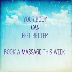 Your body can feel better. Book a massage this week! Massage Meme, Love Massage, Massage Quotes, Massage Tips, Getting A Massage, Massage Benefits, Massage Techniques, Massage Therapy Rooms, Massage Room
