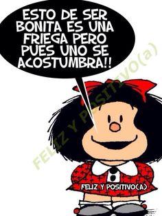 Mafalda..... Lol