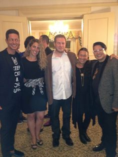Cliff Jill Ira Linda & I at cliff & Ryan's engagement party