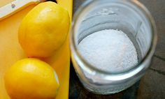 Preserved Lemon & 10 Ways To Use It  easy & love it.......lasts forever.......great present