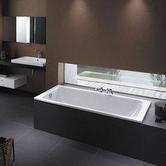 Bette Select Steel Inset Bath | Inset Baths | CP Hart