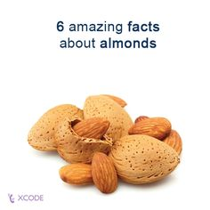 6 Amazing Facts About Almonds  They're a waistline-friendly snack known to boost heart health.  Here are a few surprising facts about almonds ➨ http://huff.to/1cAopSA