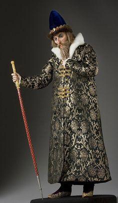 Ivan IV Vasilyevich (the nickname - Ivan the Terrible)