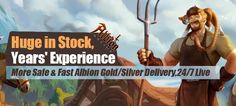 AlbionMall.com Emerges As Preferred Albion Online Gold Provider