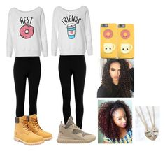"""Untitled #79"" by cannonsamiya on Polyvore featuring Max Studio, Timberland, adidas Originals, women's clothing, women, female, woman, misses and juniors"