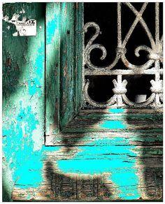 Old Door, Greece. by mauriceinwestcliff, via Flickr