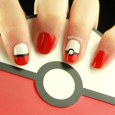 Super easy Pokémon mani  using @modelsownofficial #hypergel polish in #redlustre ❤ #modelsownit #pokemongonails #pokemonnails #pikachu #squırtle #virtualrunneruk #nailart #simplenailart #easynailart #nailsoclock #nailpics #nailstagram #nailobsession #instanails #nailpolish