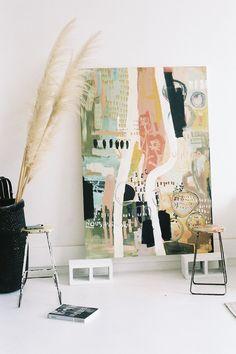 'FIORE' — Ash Holmes Art Art Inspo, Painting Inspiration, Art Galaxie, Blog Art, Ouvrages D'art, Art Et Illustration, Galaxy Art, Art Moderne, Watercolor Art