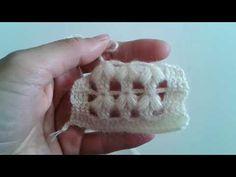 Seat and collar cut of mauve model vest Lace Knitting, Knitting Stitches, Knitting Patterns, Crochet Patterns, Lidia Crochet Tricot, Tunisian Crochet, Crochet Amigurumi, Crochet Hats, Crocodile Stitch