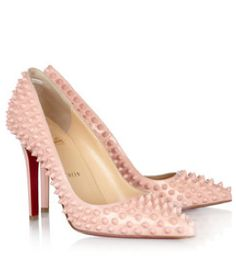 Pigalle studded pumps by Christian Louboutin